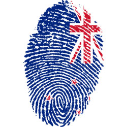 Flag Fingerprint